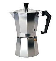 Гейзерная кофеварка 300мл 6 чашек A-plus CM-2082