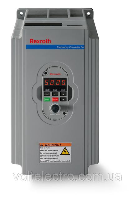 Преобразователь частоты Bosch Rexroth G-серия 1,5 кВт 380В