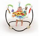 Прыгунки Веселый зоопарк Fisher-Price Luv U Zoo Jumperoo, фото 5