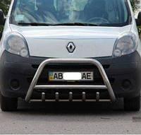 Кенгурятник на Renault Kangoo (c 2008---) Рено Кенго PRS