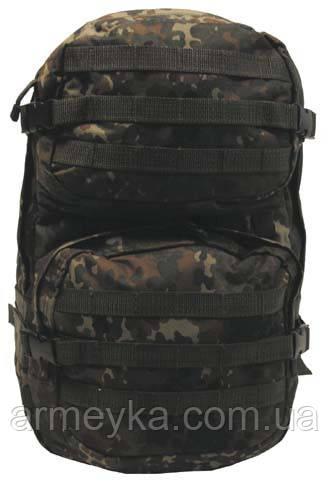 Рюкзак Assault II 40L, flecktarn НОВЫЙ. MFH, Германия.