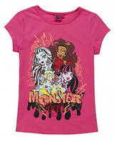 Футболка для девочки. MonsterHigh р.11-14 лет (арт. 7615)