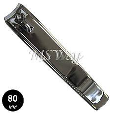 Luxury Книпсер BC-01 Beauty Line большой для ногтей 80мм, фото 3