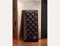 Мужской бумажник Gucci (322119) brown