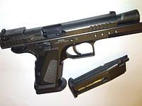 Видео обзор пневматического пистолета KWC Tanfoglio KMB88AHN Blowback