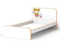 Кровать детская Мандаринка