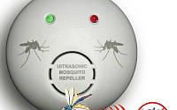 Ультразвуковой отпугиватель комаров и насекомых UltraSonic Mosquito Repeller ZF-801 от сети 220В