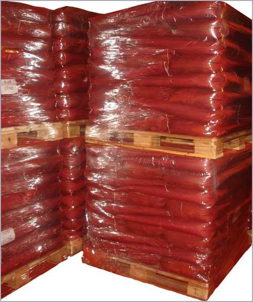 Пігмент червоний залізоокисний для фарб та емалей