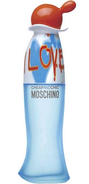 Женская оригинальная туалетная вода Moschino I Love Love, 100 мл тестер  NNR ORGAP /2-72