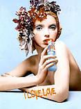 Женская оригинальная туалетная вода Moschino I Love Love, 100 мл тестер  NNR ORGAP /2-72, фото 2