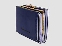 Компактный женский лаковый кошелек 1092 в расцветках