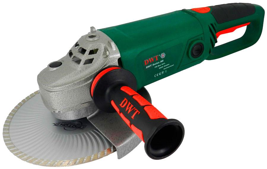 Болгарка DWT WS22-230D
