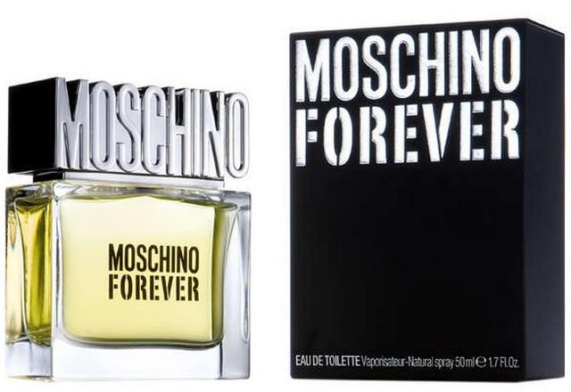 Мужская оригинальная туалетная вода Moschino Forever, 50 ml NNR ORGAP /06-81