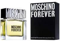 Мужская оригинальная туалетная вода Moschino Forever, 50 ml NNR ORGAP /06-81, фото 1