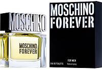 Мужская оригинальная туалетная вода Moschino Forever, 30 ml NNR ORGAP /05-41