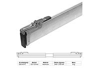 Перегородка 2400-2700 мм фіксуюча для бортових платформ