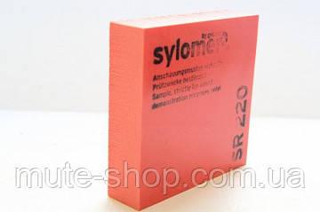 Sylomer SR 220, красный, 25 мм