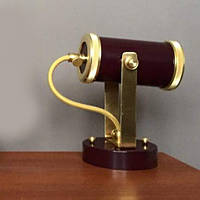 Настенно-потолочный светильник (Спот) Loft Steampunk [ Spot tube Terracotta ]