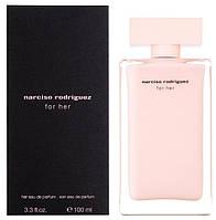 Женская оригинальная парфюмированная вода Narciso Rodriguez For Her, 100ml NNR ORGAP /05-57