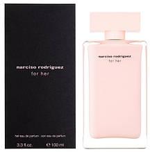 Оригінальна жіноча парфумована вода Narciso Rodriguez For Her, 100ml NNR ORGAP /05-57
