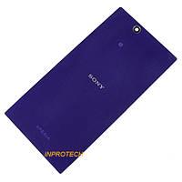 Задняя крышка Sony Xperia Z Ultra C6802 XL39h , C6806 ,C6833  Purple