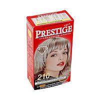 Крем краска для волос Prestige n210 серебристо платиновый