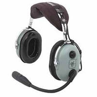 David Clark DC H10-13.4 Aviation Pilot Headset