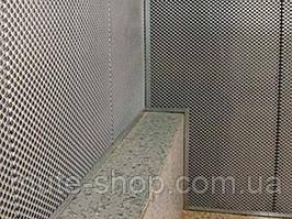 Саундлюкс-Техно (НГ) панель 2500х300х40мм, 0,75м2/шт., оцинк.сталь