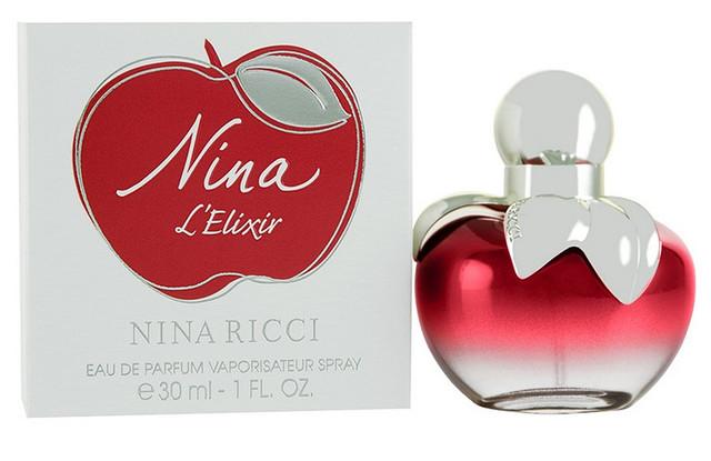 Оригінальна жіноча парфумована вода Nina Ricci Nina l'elixir, 30ml NNR ORGAP /22