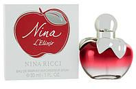 Женская оригинальная парфюмированная вода Nina Ricci Nina L`Elixir, 30ml NNR ORGAP /22