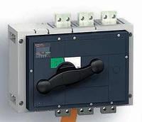 Выключатели нагрузки-разъединители Interpact INS/INV