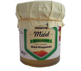 Мед розмариновый Huzar, 400г