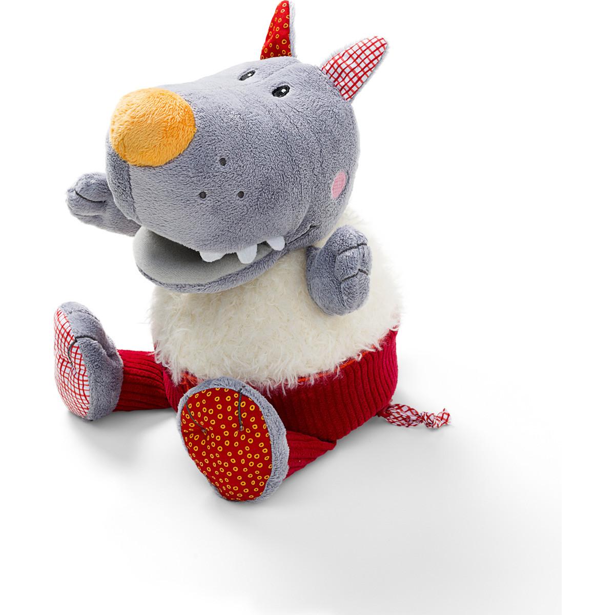 Lilliputiens - Мягкая игрушка-копилка волк Николас