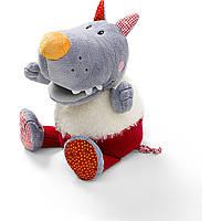 Lilliputiens - Мягкая игрушка-копилка волк Николас, фото 1