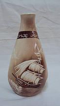 Ваза керамічна Крим висота 18 см
