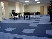 Ковролин для офиса Flotex, Brintons (Великобритания), ITC, Balta (Бельгия), Halbmond (Германия)