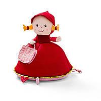 Lilliputiens - Мягкая игрушка-копилка Красная шапочка
