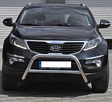 Кенгурятник на Kia Sportage (2010-2015) Киа Спортедж PRS