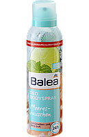 Дезодорант антиперспирант Balea Deospray Meeresrauschen, 200 ml