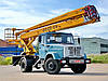 Аренда автовышки ВС-22 22 метра в Днепропетровске
