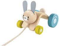 """Деревянная игрушка """"Прыгающий кролик"""", PlanToys"""