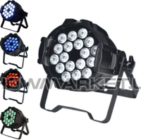 BIG LED прожектор BIG SUPER PAR 24*16W(4in1)