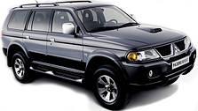 Тюнинг , обвес на Mitsubishi Pajero Sport (1996-2008)