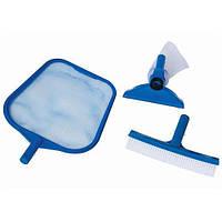 Набор насадок для чистки бассейна Intex 29056 Basic Cleaning Kit (под трубку диаметром 26.2 мм)