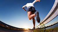 Спортивные чехлы для бега. Я бежал потому, что надо было бежать. Я не думал о том, куда это меня приведёт. Форрест Гамп (Forrest Gump)