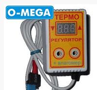 Цифровой терморегулятор с влагомером ЦТРВ для инкубатора DI