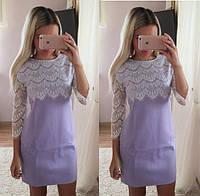 Платье женское Платья с кружевом
