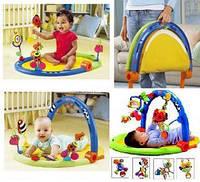 Коврик для малышей 3в1 583