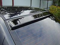 Дефлектор заднего стекла для Nissan Qashqai '06-14 (EGR)