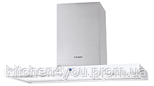 Pyramida НЕF 22 H-900 white (900 мм.) декоративная кухонная вытяжка, нержавеющая сталь
